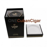 Cohiba Behike BHK 56 - Ceramic Jar - include 25 cigars