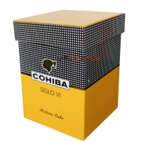 Cohiba Siglo VI - Ceramic Jar - include 25 cigars